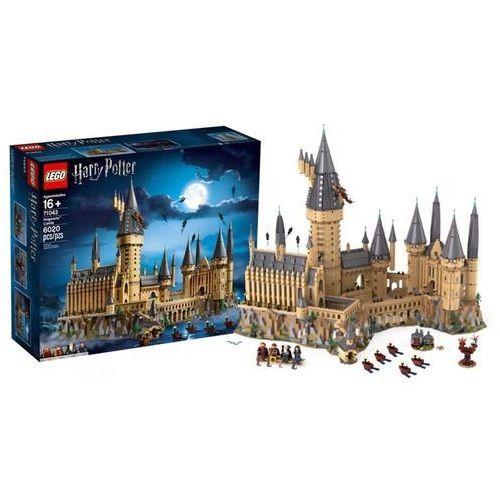 Lego HARRY POTTER Zamek hogwart 71043 wyprzedaż