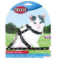 szelki dla kociąt z motywem 21–34 cm/8 mm marki Trixie