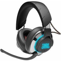 Jbl słuchawki gamingowe quantum 800, czarne (jblquantum800blk)