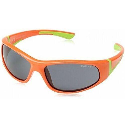 Alpina Nowe okulary przeciwsłoneczne flexxy junior orange/green