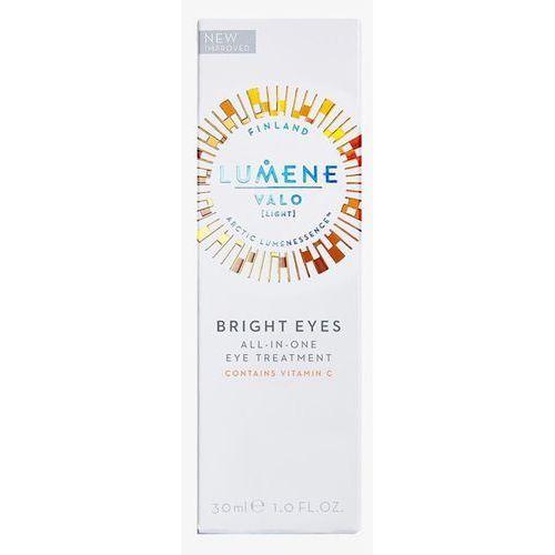 Lumene Rozjaśnianie okulisty z witaminą C światło (Bright Eyes All-In-One Eye Treatment Zawiera witamina C)