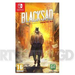 Blacksad: Under the Skin Nintendo Switch, KGNSBLACKSAD
