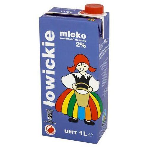 Mleko łowickie 1l. 2% op.12 Łowicz