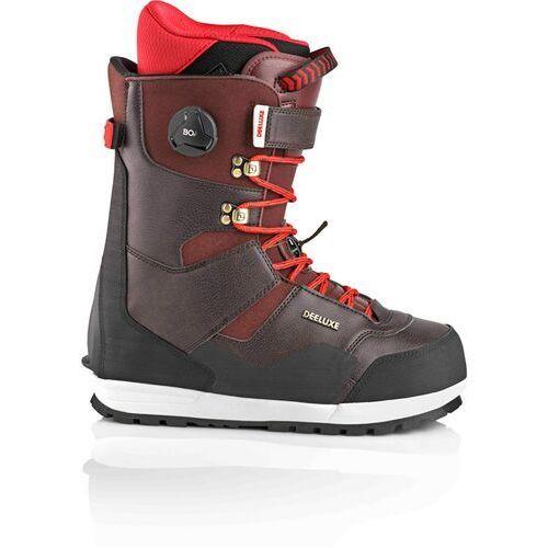 Deeluxe Buty snowboardowe - backcountry x-plorer tf brown (9220)