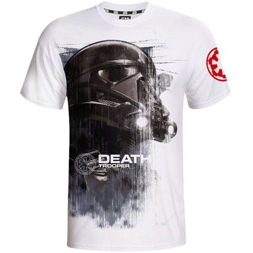 Koszulka GOOD LOOT Star Wars Death Trooper (rozmiar M) Biały, 1 rozmiar