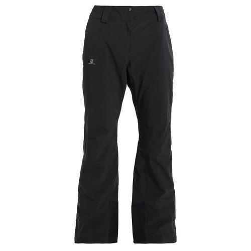 Salomon ICEMANIA Spodnie narciarskie black ceny + opinie