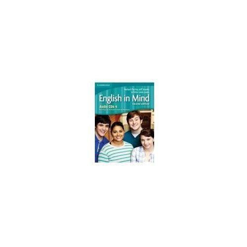 English in Mind 4. CD do Podręcznika