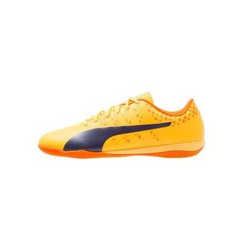 Puma EVOPOWER VIGOR 4 IT Halówki ultra yellow/peacoat/orange clown fish