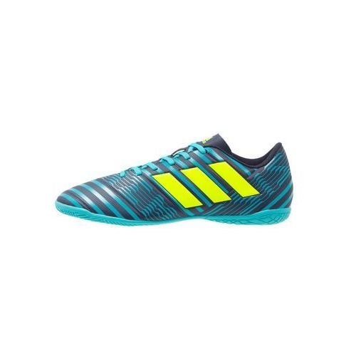 Adidas Performance NEMEZIZ 17.4 IN Halówki legend ink/solar yellow/energy blue
