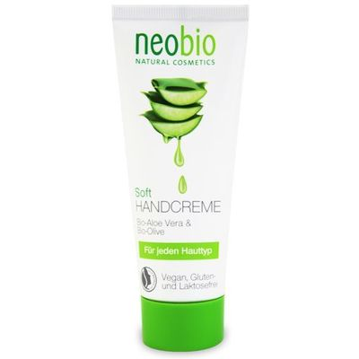 Kremy do rąk NeoBio Natural Cosmetic, Niemcy