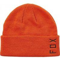 Fox czapka zimowa lady daily atomic orange