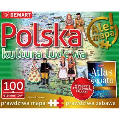 Puzzle Demart MegaKsiazki.pl