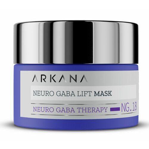 neuro gaba lift mask neuromaska liftująca z kwasem gaba & nana (57018) marki Arkana