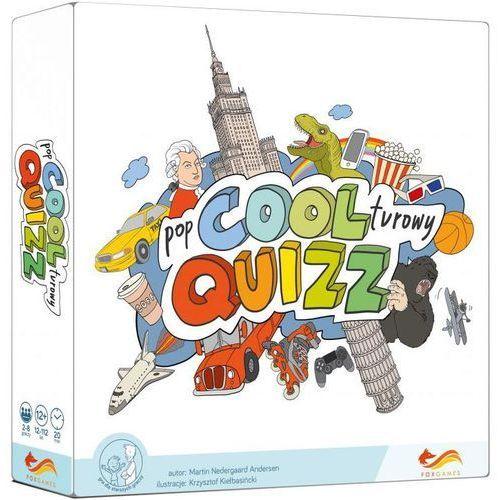Popcoolturowy quizz marki Foxgames