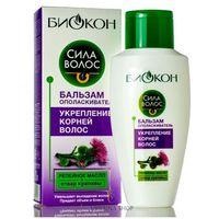 Balsam Odżywka Balsam Łopianowa do Wzmocnienia Korzeni Włosów, 215 ml