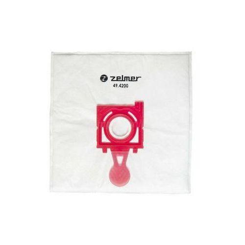 Zestaw worków ZELMER ZVCA300B Safebag 4+1