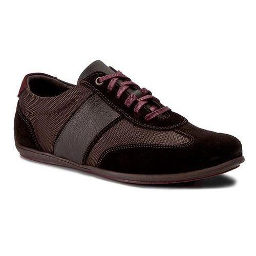 5c9124aa Sneakersy - gervasio 27857-05-64 czarny granatowy, , 40-43 (Kazar ...