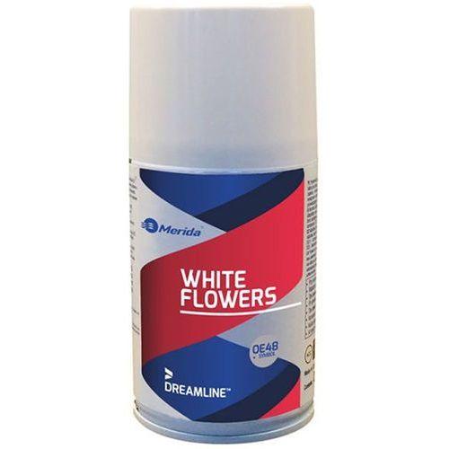 Merida White flowers wkład do elektronicznych odświeżaczy powietrza