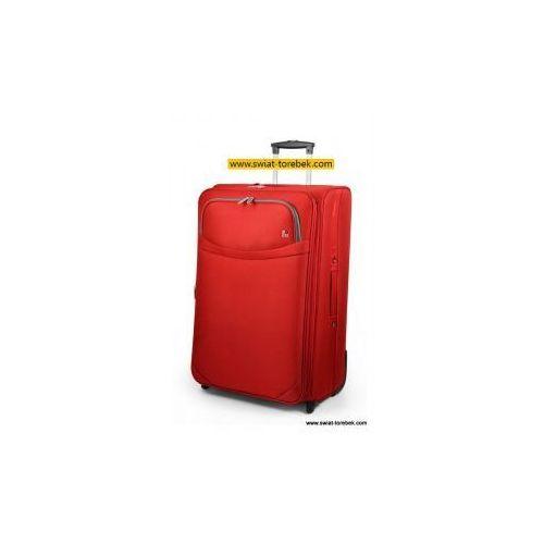 Modo by roncato walizka duża z kolekcji wind miękka 2 koła materiał 300 d polyester