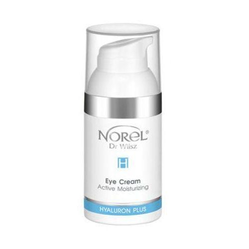Norel (Dr Wilsz) HYALURON PLUS ACTIVE MOISTURIZING EYE CREAM Aktywnie nawilżający krem pod oczy (PZ237)