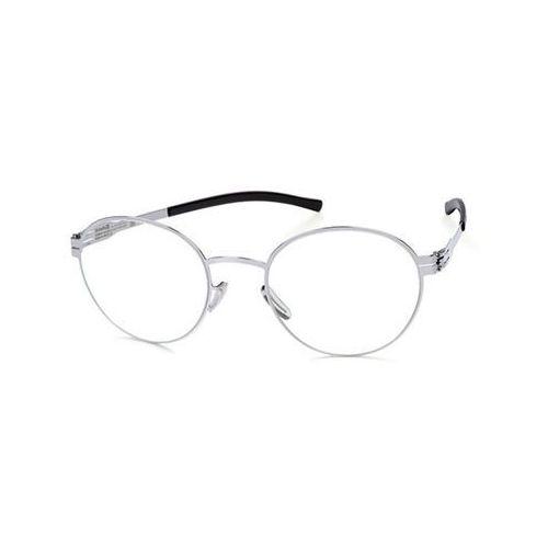 Okulary korekcyjne m1254 awesome fashion-silver Ic! berlin