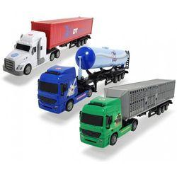 Ciężarówki  Dickie Toys InBook.pl