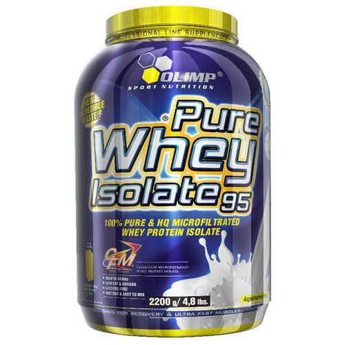 Olimp - Pure Whey Isolate 95 2200g wanilia