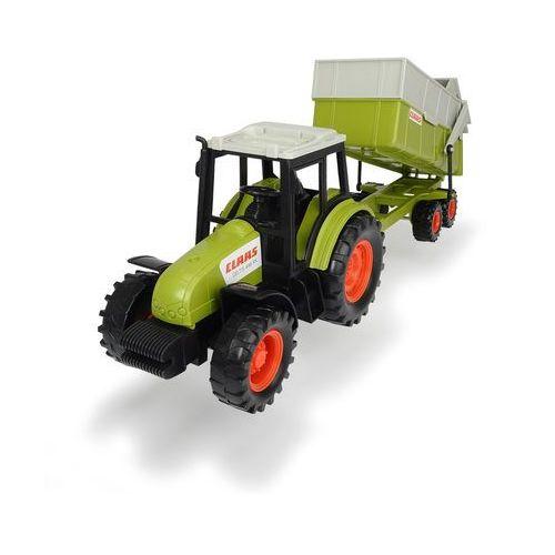 Traktor Claas z przyczepą, 36 cm (4006333049866)