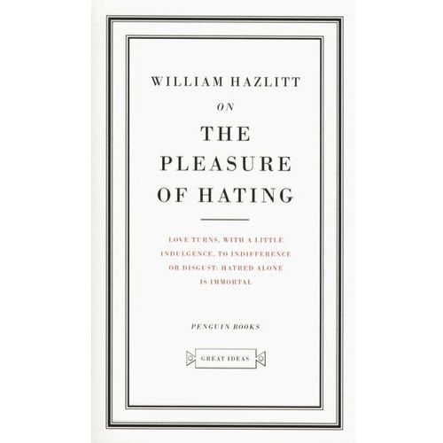 On the Pleasure of Hating, PENGUIN BOOKS