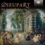 Dieupart: Six Suites de Clavecin (5028421950266)