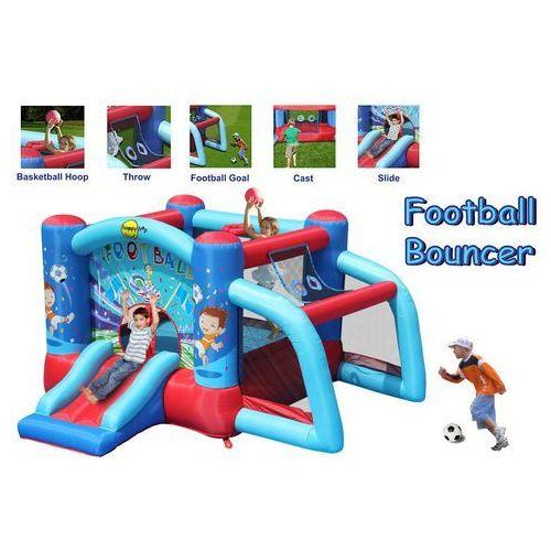 Happyhop Dmuchany plac zabaw - futbolowy zamek - happy hop (6933491991875)