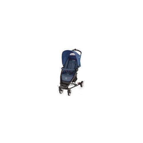 Wózek spacerowy enjoy (niebieski) Baby design