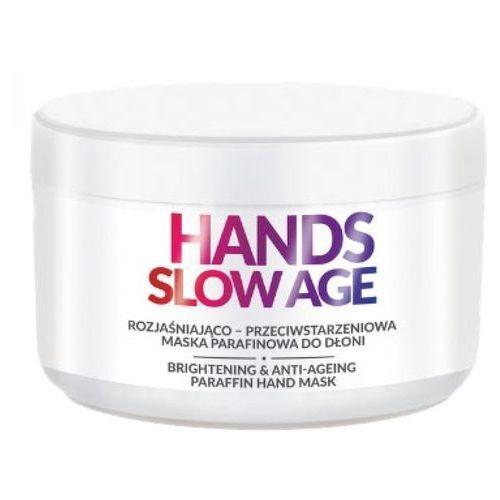 Hands slow age rozjaśniająco–przeciwstarzeniowa maska parafinowa do dłoni Farmona - Bardzo popularne