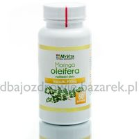 MORINGA OLEIFERA, 400 mg, 60 kapsułek, MyVita