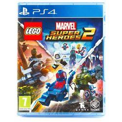Warner brothers entertainment Lego marvel super heroes 2