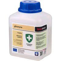 BIOMUS - Gliceryna roślinna, glicerol, propanotriol 0,5kg