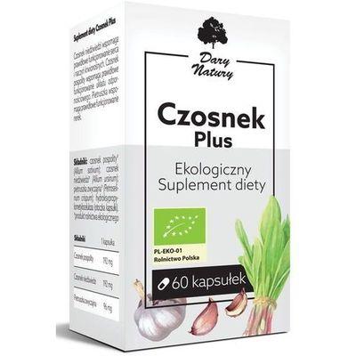 Witaminy i minerały Dary Natury biogo.pl - tylko natura