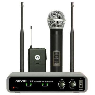 Mikrofony Novox muzyczny.pl