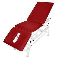 Bardo-med Stół rehabilitacyjny 3-cz. hydrauliczny master 3h-f