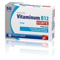 Tabletki VITAMINUM B12 Forte 10mcg x 50 tabletek