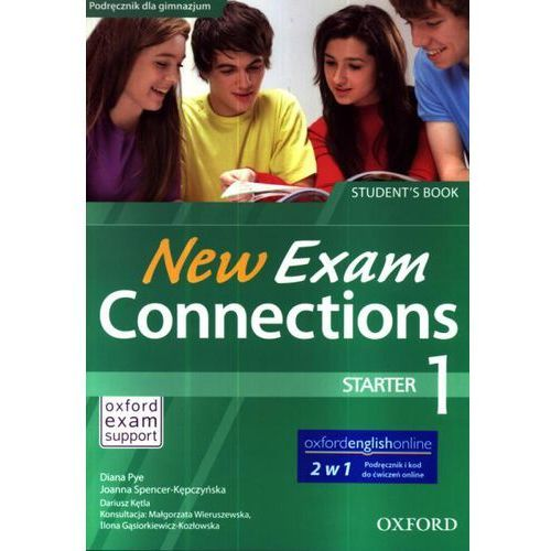 New Exam Connections 1 Starter - Student`s Book + E-Workbook (9780194021005)