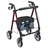 Podpórka rehabilitacyjna 4-kołowa, aluminiowa prestige niebieski marki Armedical