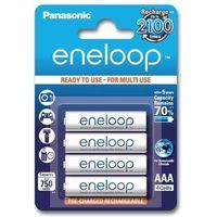 Akumulatorki PANASONIC Eneloop AAA 750mAh