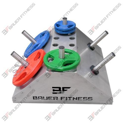 Stojak na obciążenia i gryfy Bauer fitness
