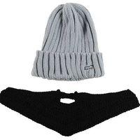 czapka zimowa NEFF - Manly Beanie Grey (GREY)