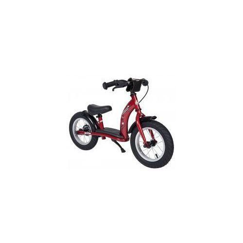 """Rowerek biegowy 12"""" XL BIKESTAR GERMANY classic, kolor czerwony"""
