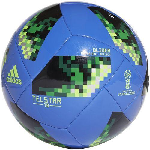 Adidas Piłka nożna ce8100 r.4 world cup telstar 18 glider (rozmiar 4)