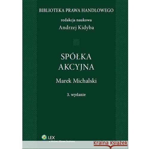 Spółka akcyjna (800 str.)