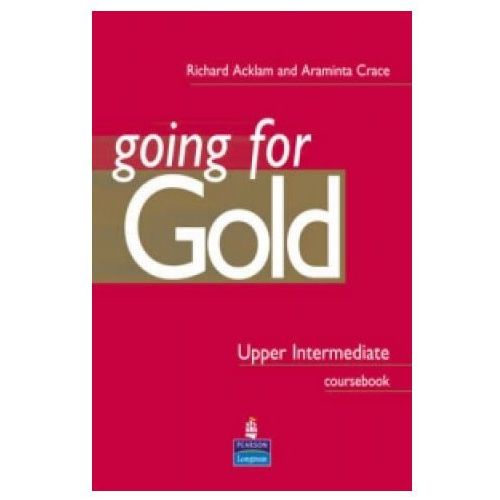 Going for Gold Upper-Intermediate CourseBook PL