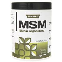 Pharmovit MSM Siarka organiczna w proszku - 500 g (5902811230766)